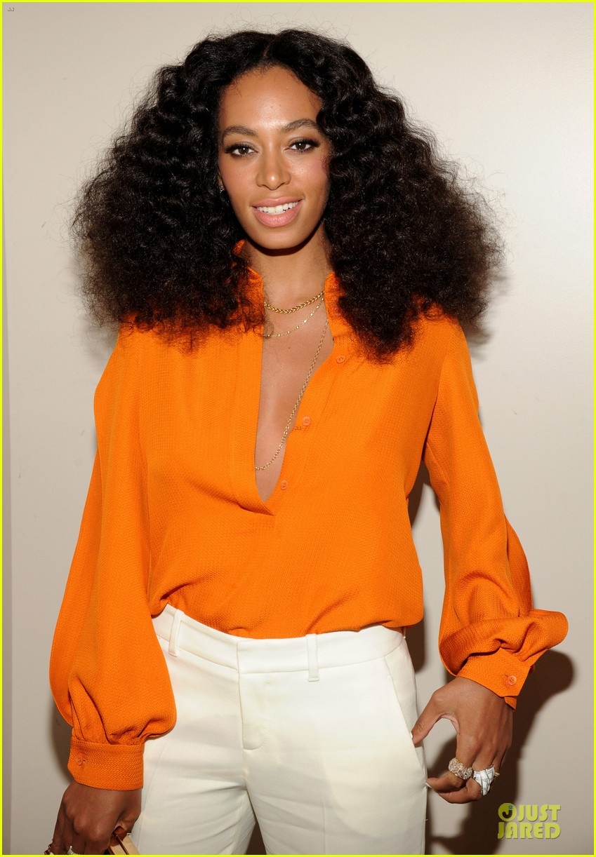 beyonce solange knowles chime for change event 043127756