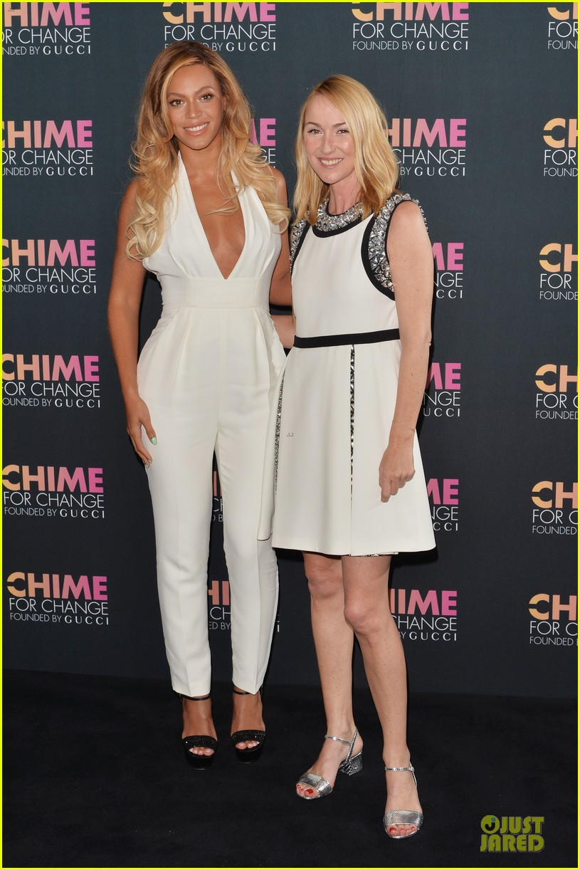 beyonce solange knowles chime for change event 10