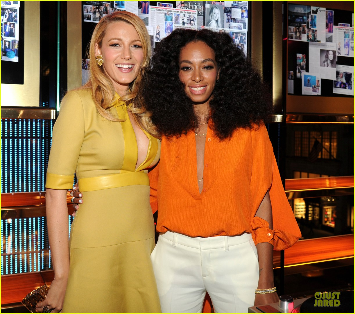 beyonce solange knowles chime for change event 113127763