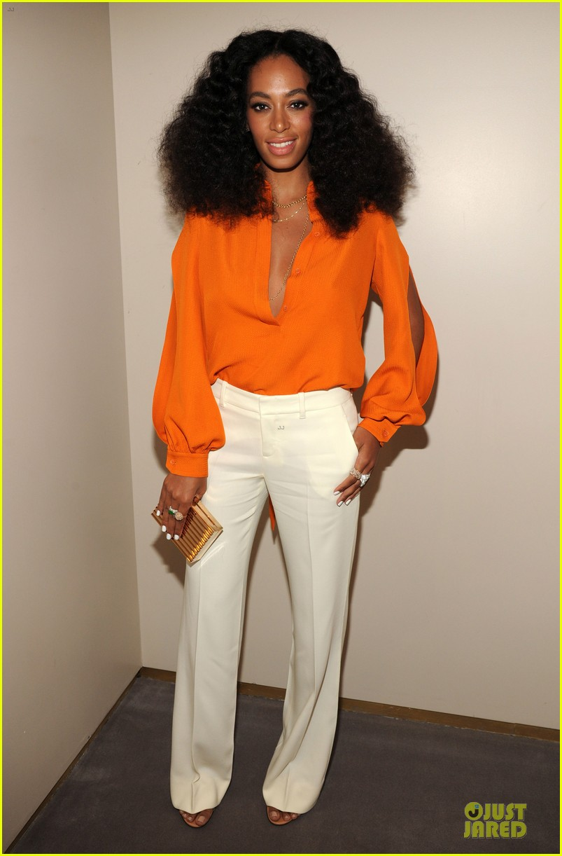 beyonce solange knowles chime for change event 143127766