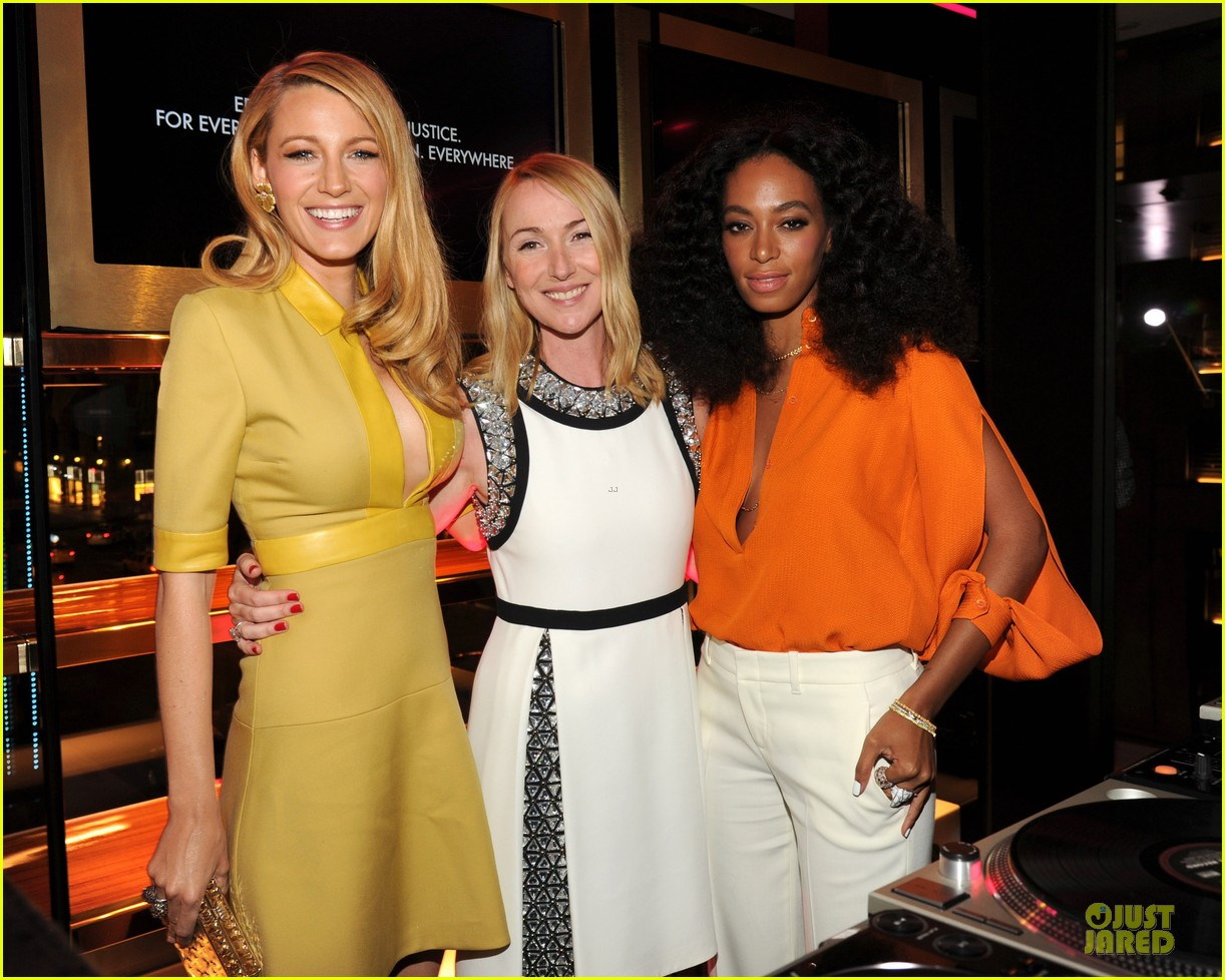 beyonce solange knowles chime for change event 16