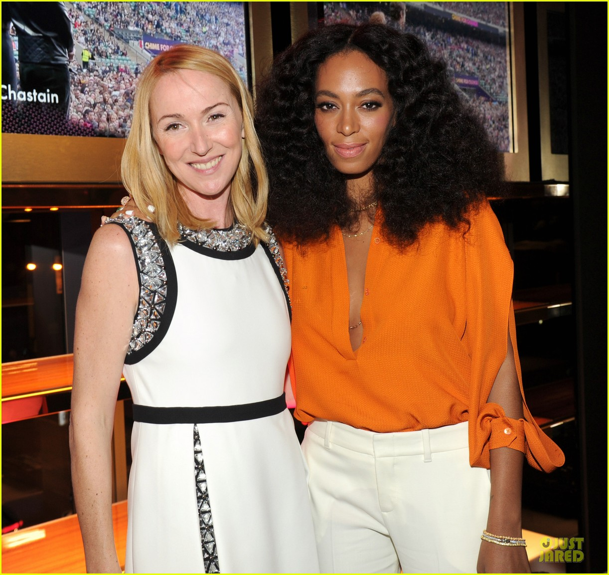 beyonce solange knowles chime for change event 173127769