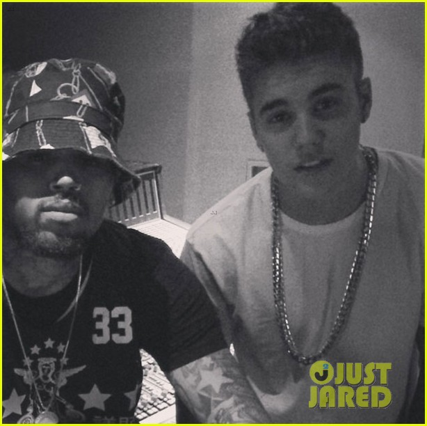 justin bieber chris brown song for the fans 013136696