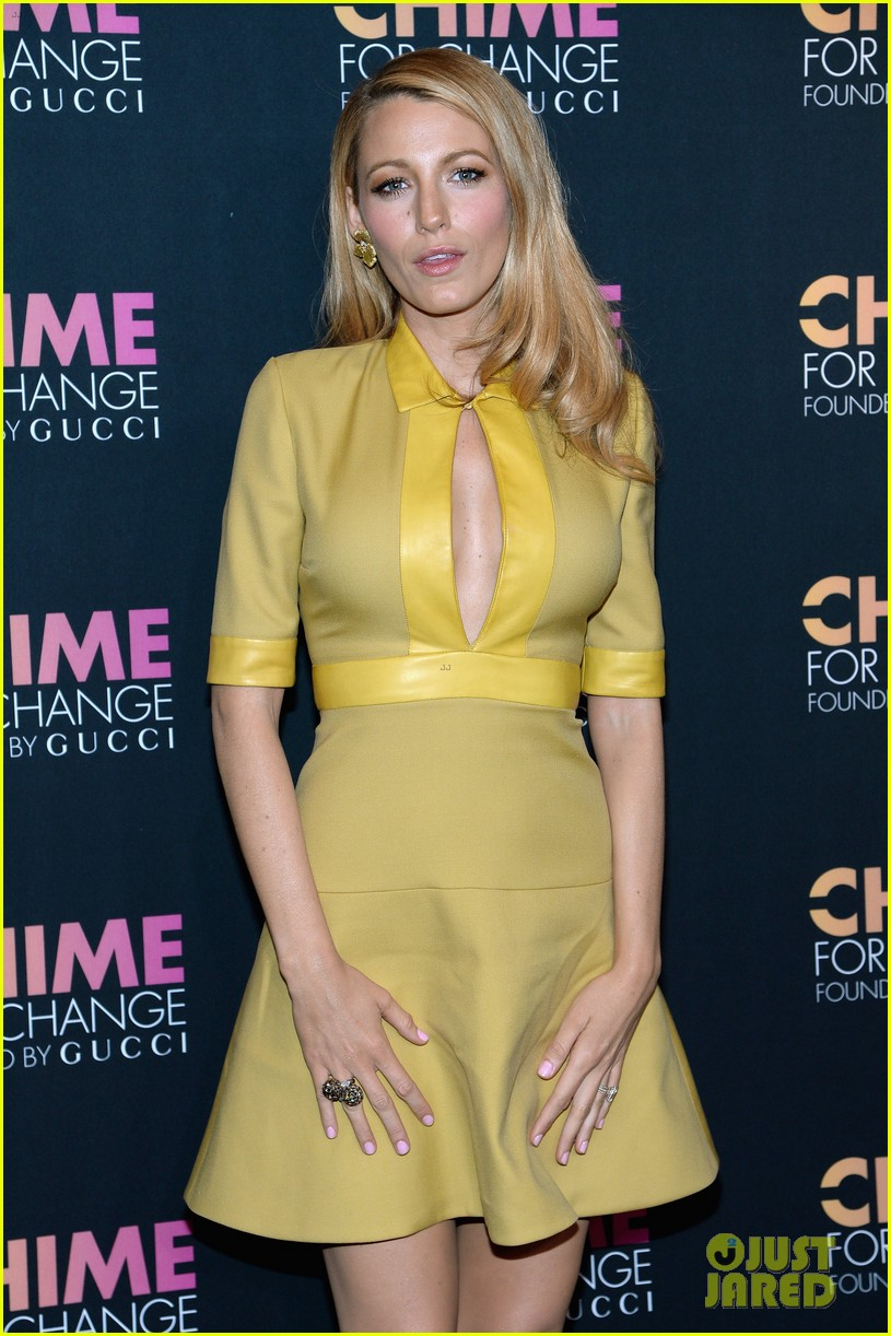 blake lively parties beyonce gucci chime for change 023127774