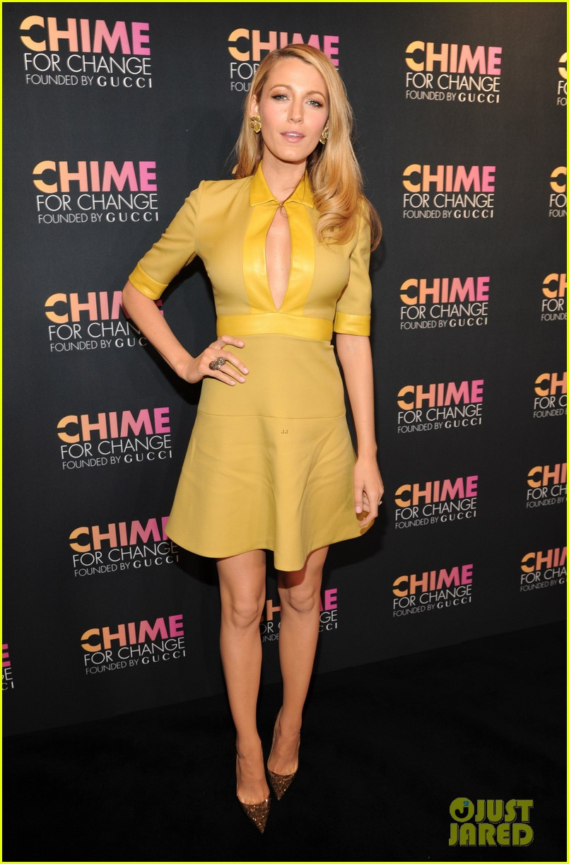 blake lively parties beyonce gucci chime for change 053127777