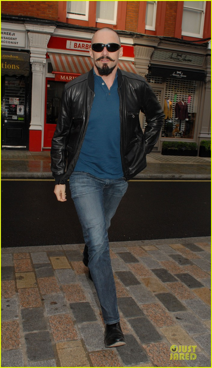 orlando bloom hugh jackman star power to chiltern firehouse 033146648
