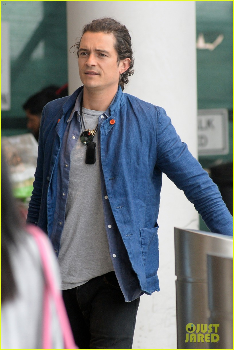 orlando bloom jets off after getting lap dance neil patrick harris 143131871