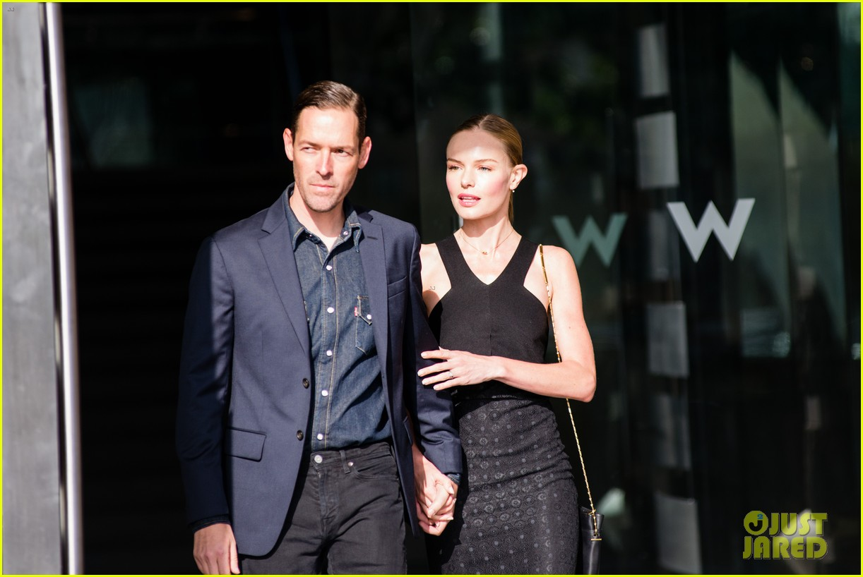 kate bosworth michael polish go hiking after dallas trip 023134901