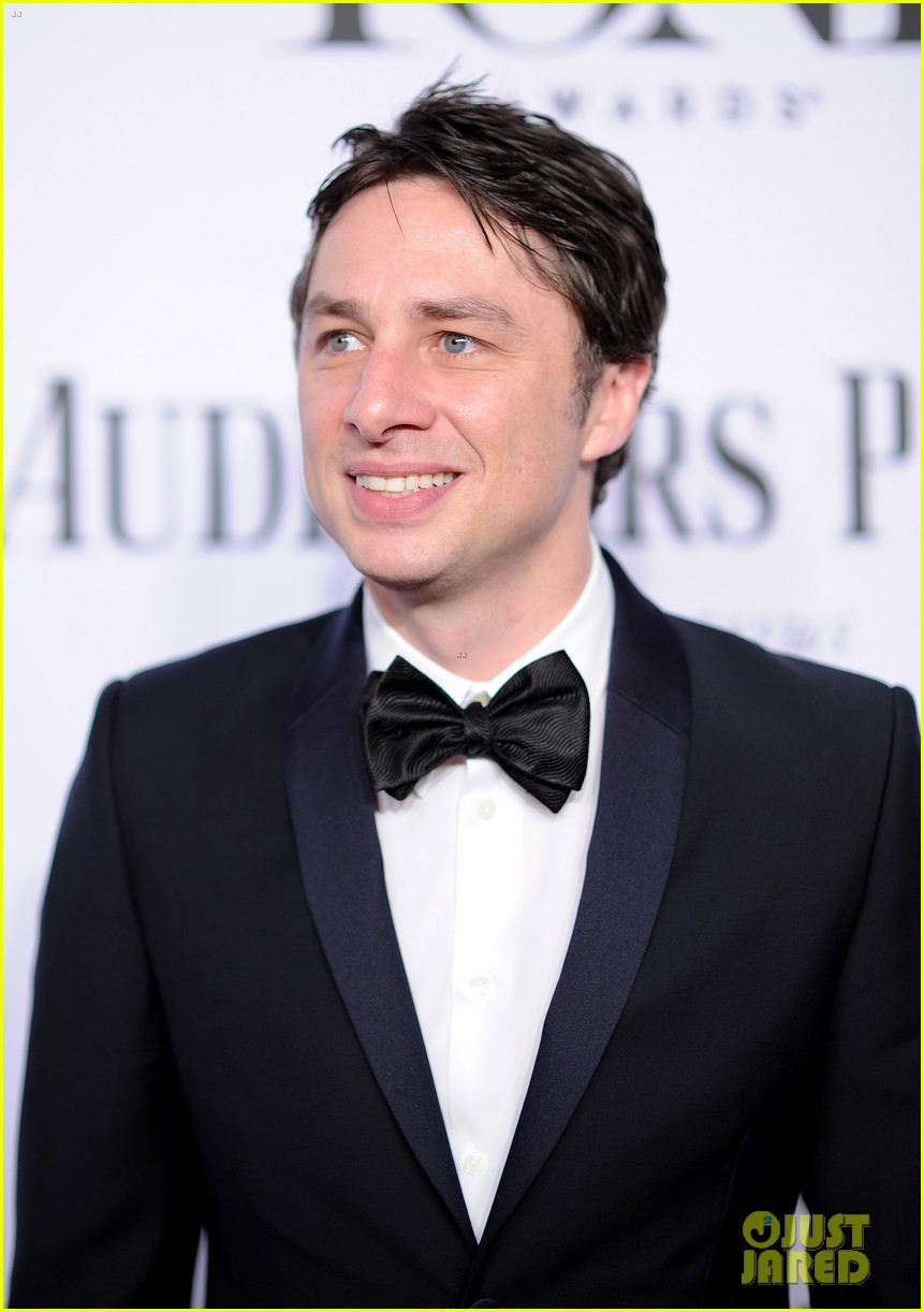 zach braff tony awards 2014 023131489
