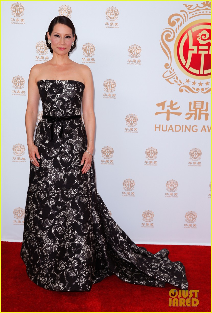 jordana brewster tyrese accept award at huading film awards 2014 133126224