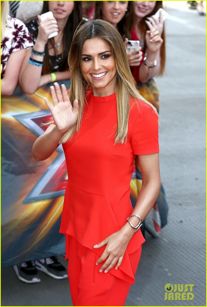 mel b cheryl cole x factor london auditions 113140343