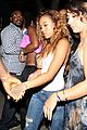 chris brown karrueche tran dance at hooray henrys 22