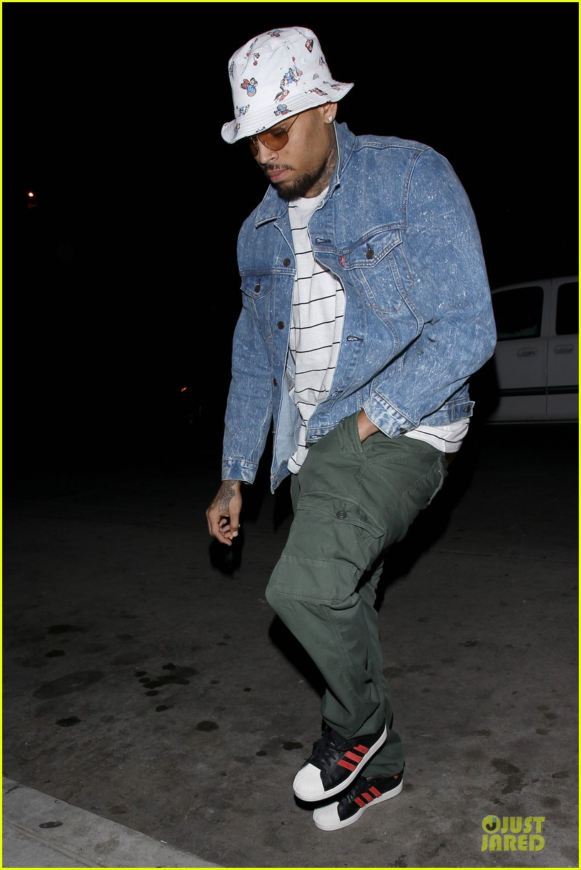 chris brown recording new songs after jail release 053130352