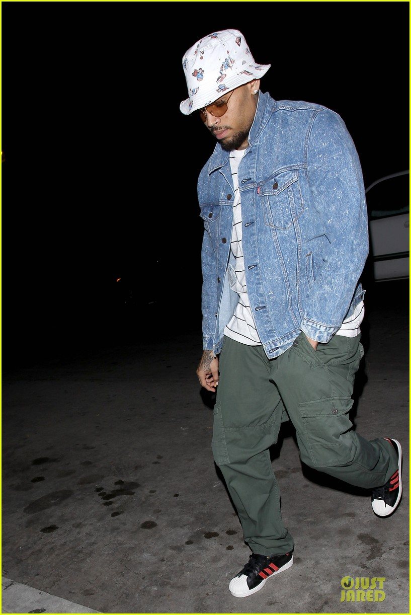 chris brown recording new songs after jail release 113130358