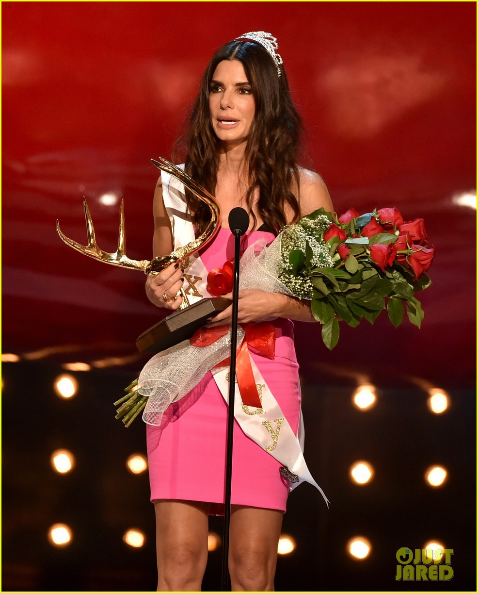 sandra bullock guys choice awards 2014 19