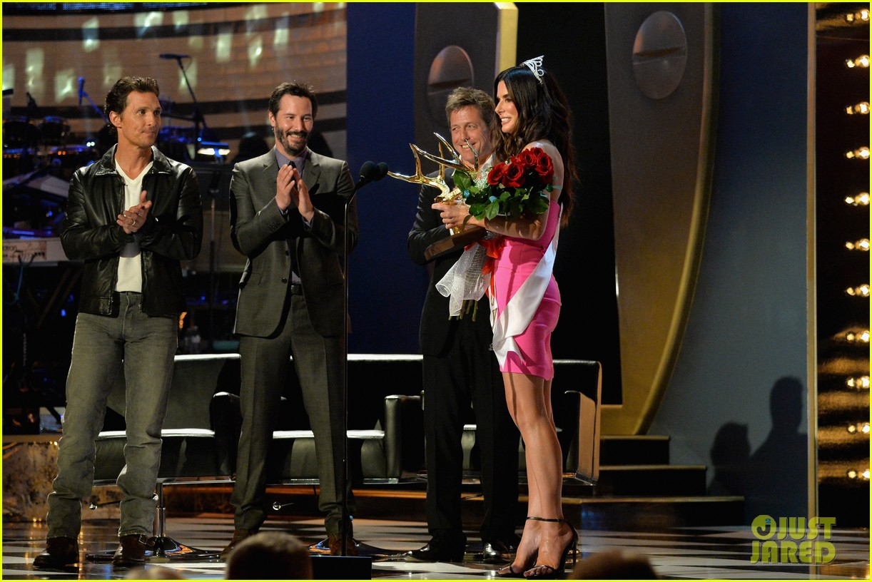 sandra bullock guys choice awards 2014 273130867