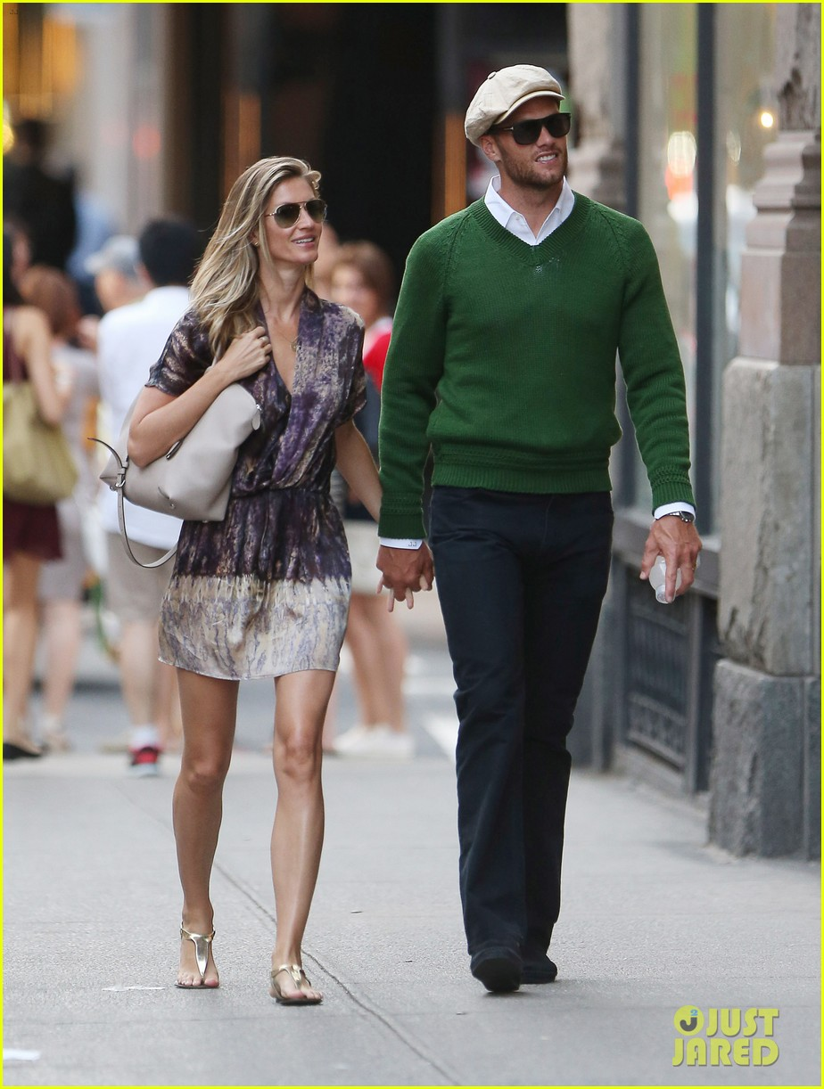 gisele bundchen pda new york 01