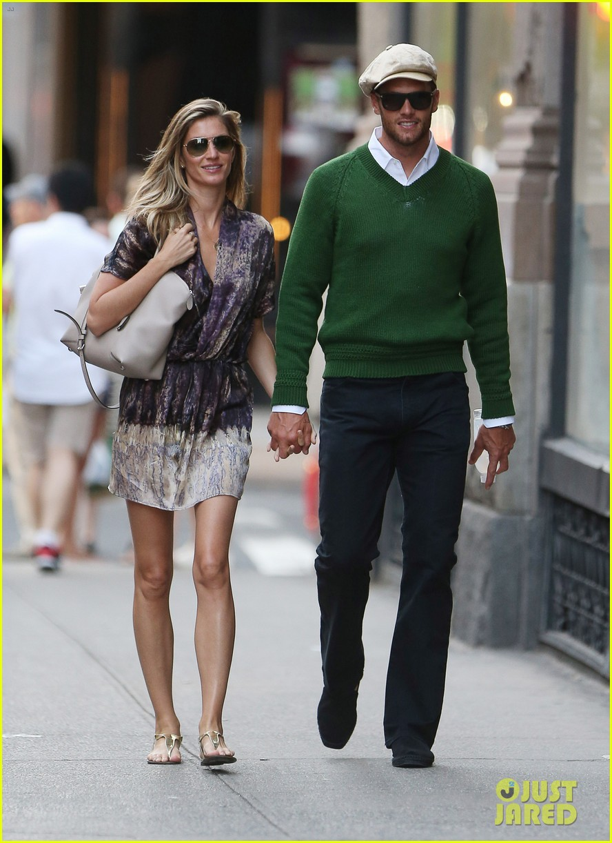 gisele bundchen pda new york 133146961