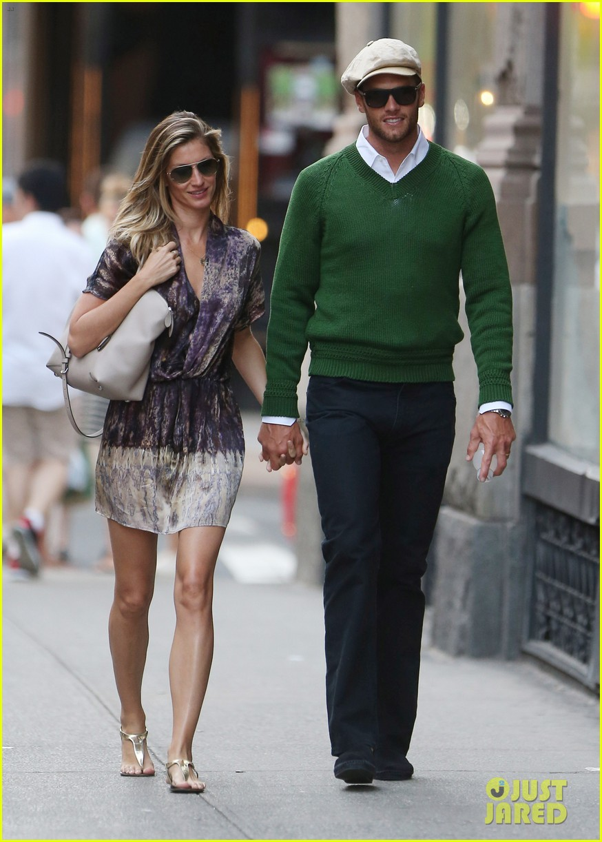 gisele bundchen pda new york 163146964
