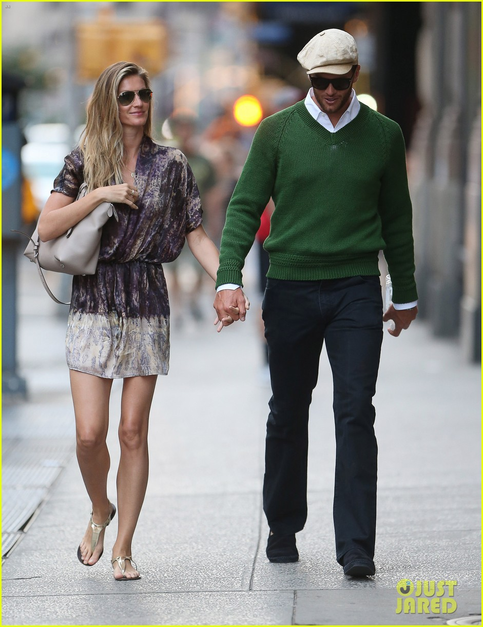 gisele bundchen pda new york 183146966