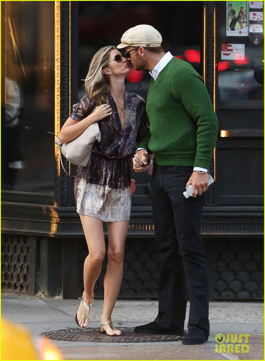 gisele bundchen pda new york 283146976
