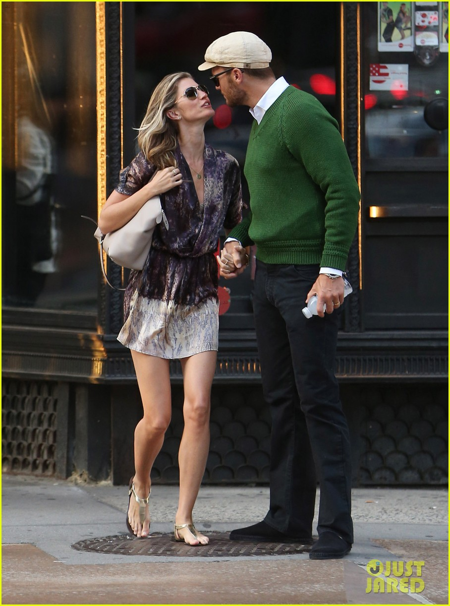 gisele bundchen pda new york 293146977