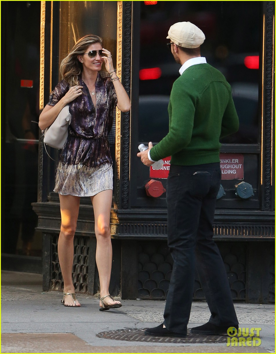 gisele bundchen pda new york 30