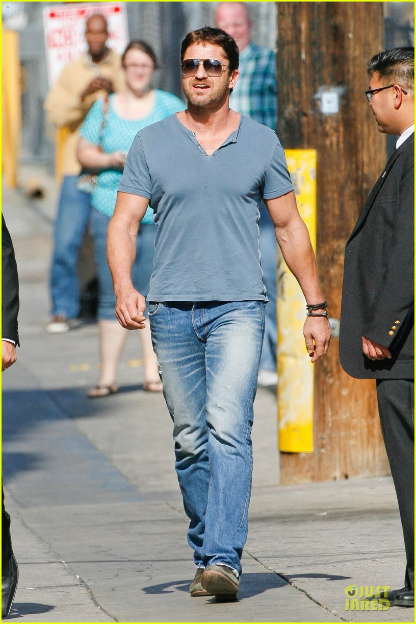gerard butler will teach jimmy kimmel how to train dragon 123132696