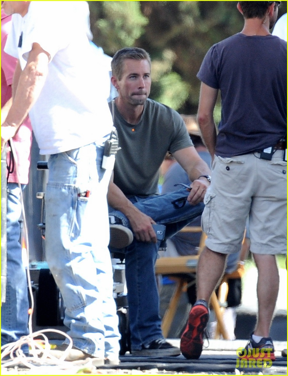 paul walkers lookalike brother caleb walker continues work on fast furious 7 133128000