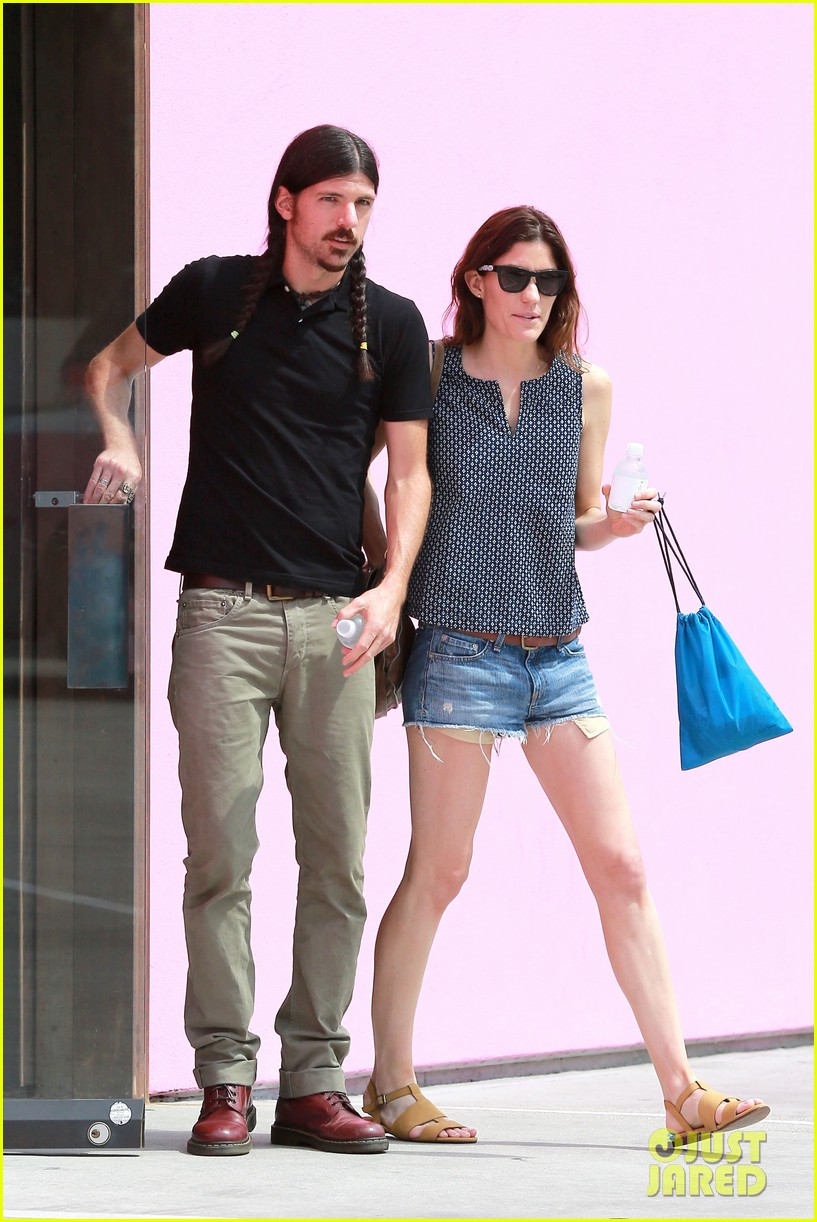 jennifer carpenter steps out with boyfriend seth avett 143144484