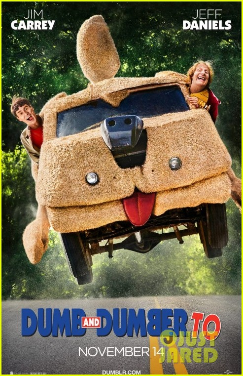 jim carrey jeff daniels are back in mutt cuts van for dumb dumber to 013132357