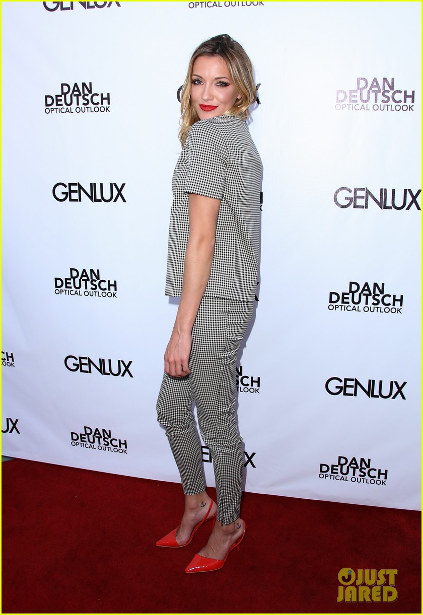 katie cassidy genlux magazine cover celebration bts 023146020