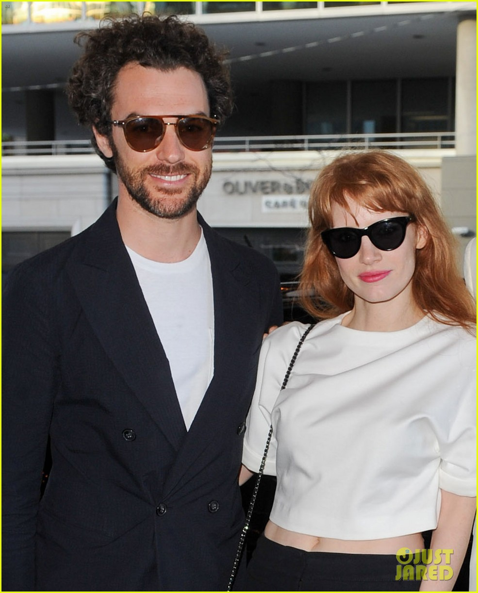 jessica chastain boyfriend date night toronto 023136238
