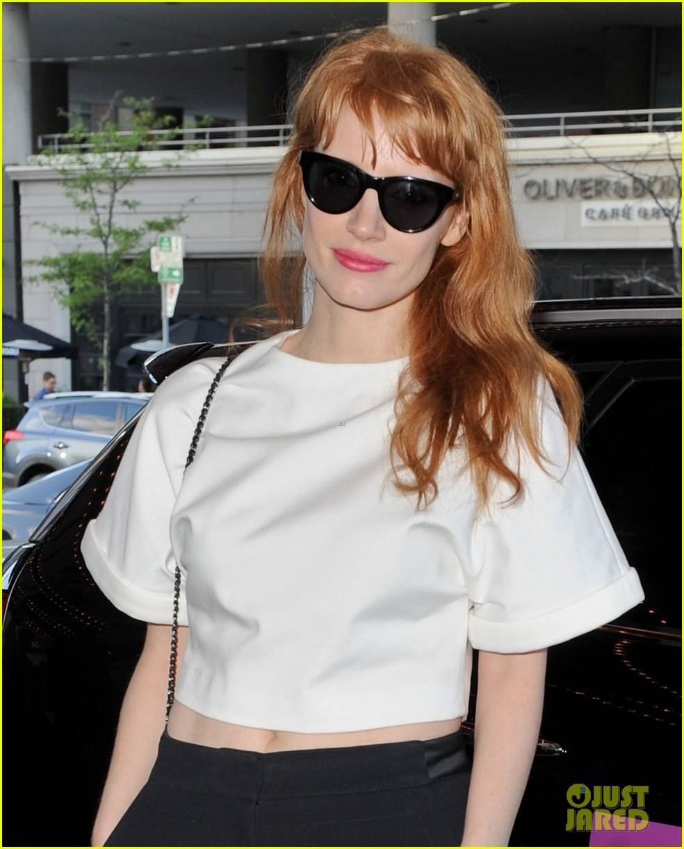 jessica chastain boyfriend date night toronto 033136239