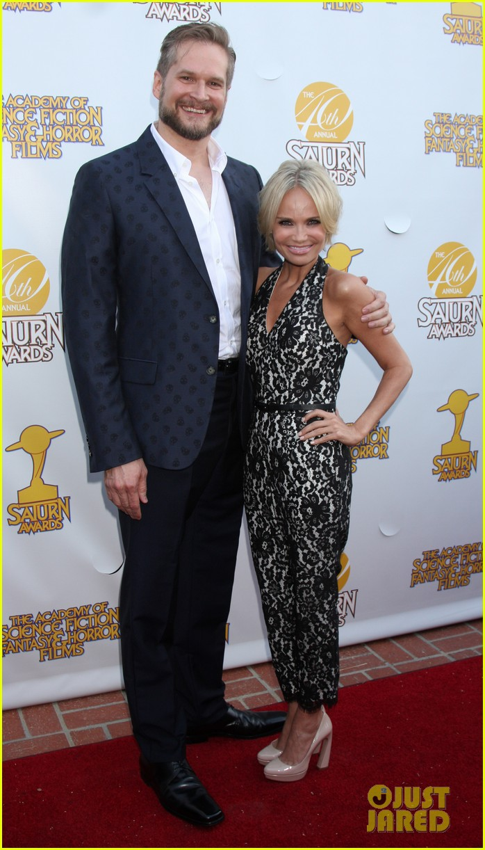 kristin chenoweth presents genius bryan fuller with saturn award 063144655
