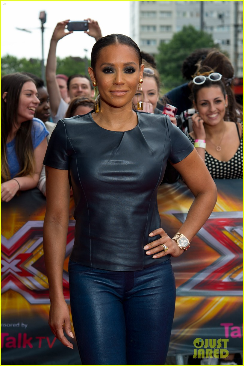 x factor uk judges hit the red carpet 043142559