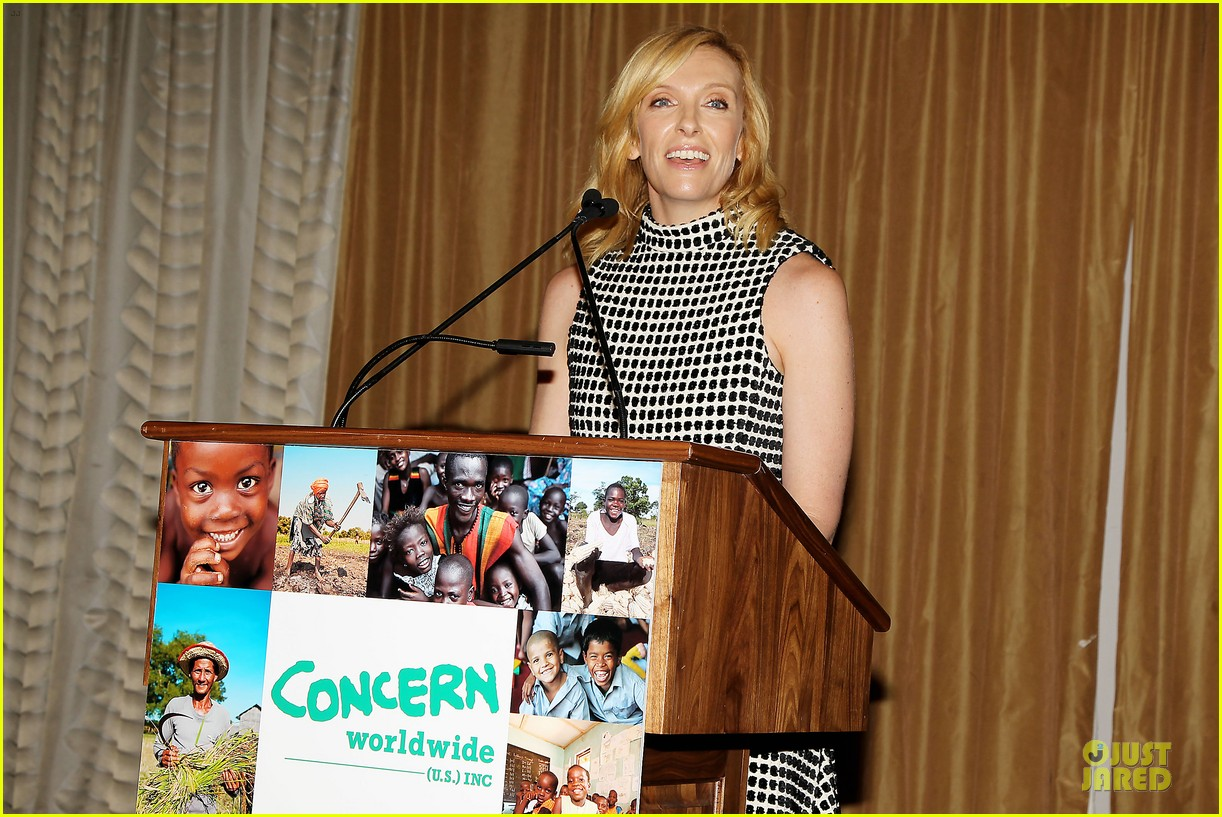 toni collette gets honored at women of concern awards 043143082