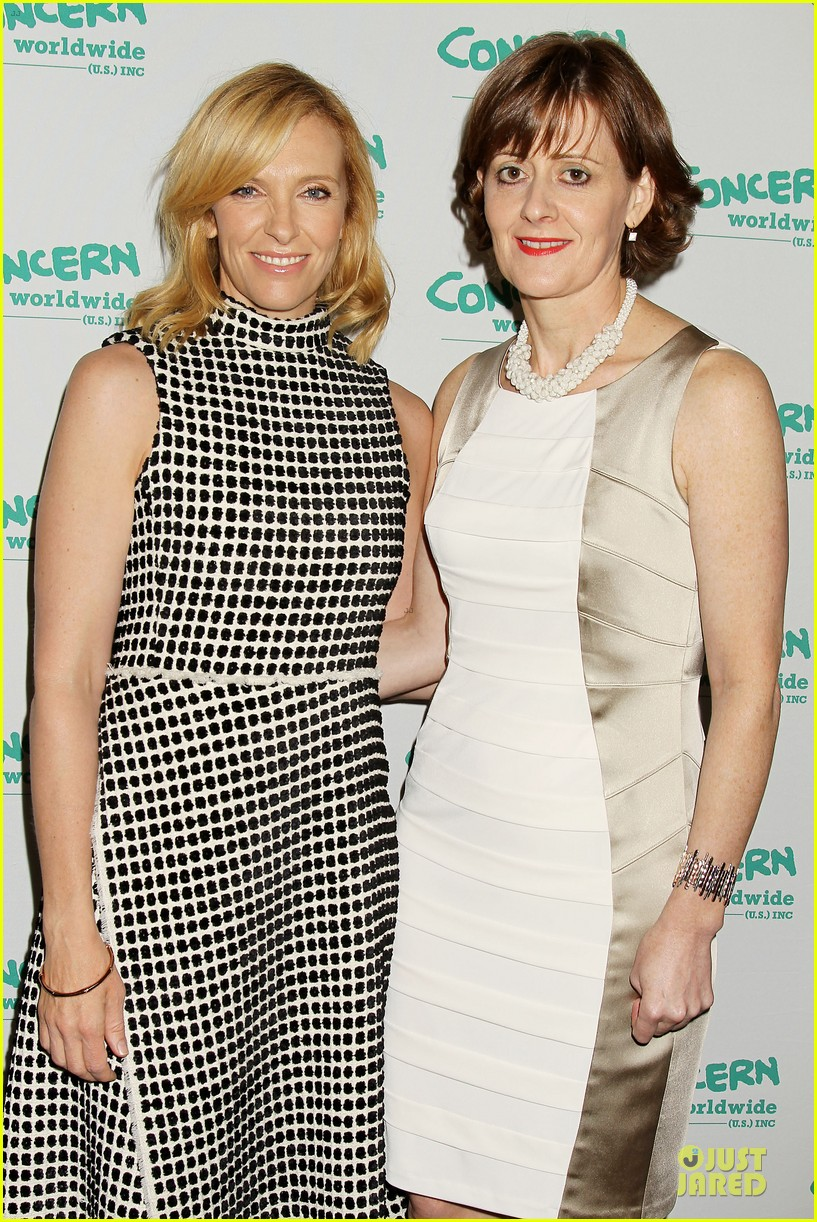 toni collette gets honored at women of concern awards 133143091