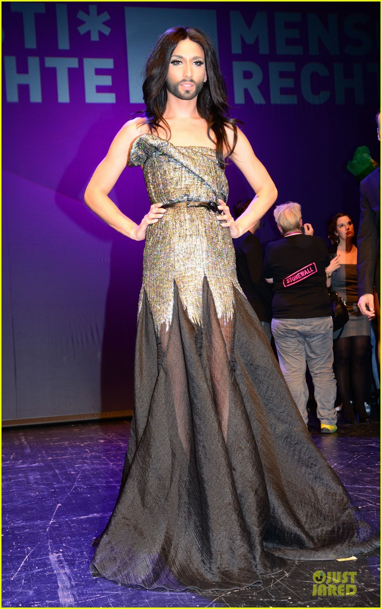 conchita wurst christopher street day gala 20