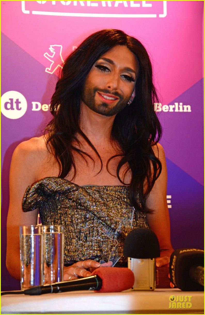 conchita wurst christopher street day gala 24
