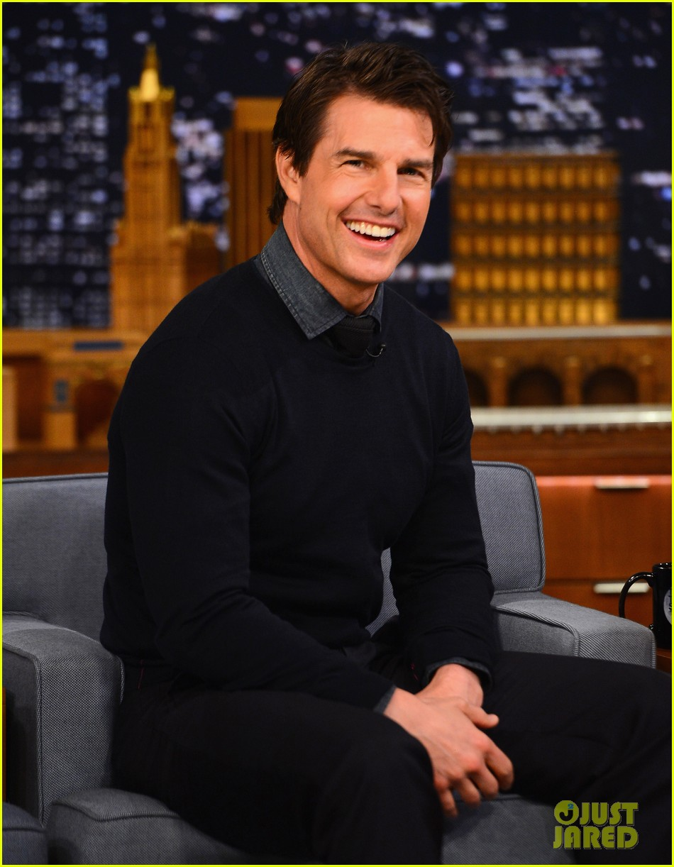 tom cruise says he invented the international press tour 053128445