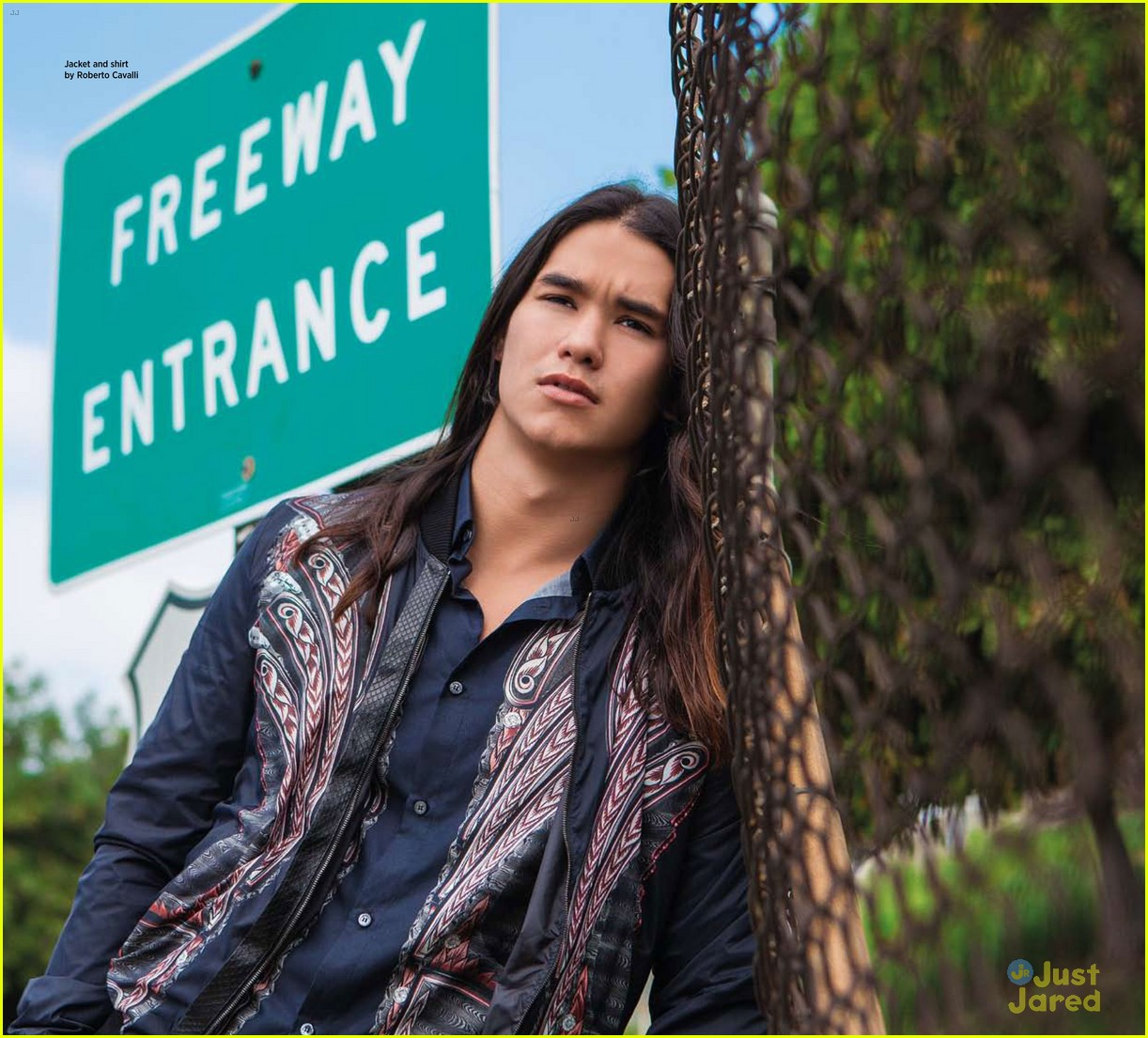 Booboo Stewart Goes Shirtless for 'Da Man' Magazine ...
