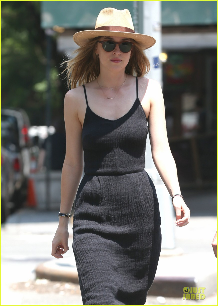dakota johnson flow with fifty shades of grey frenzy 143127556