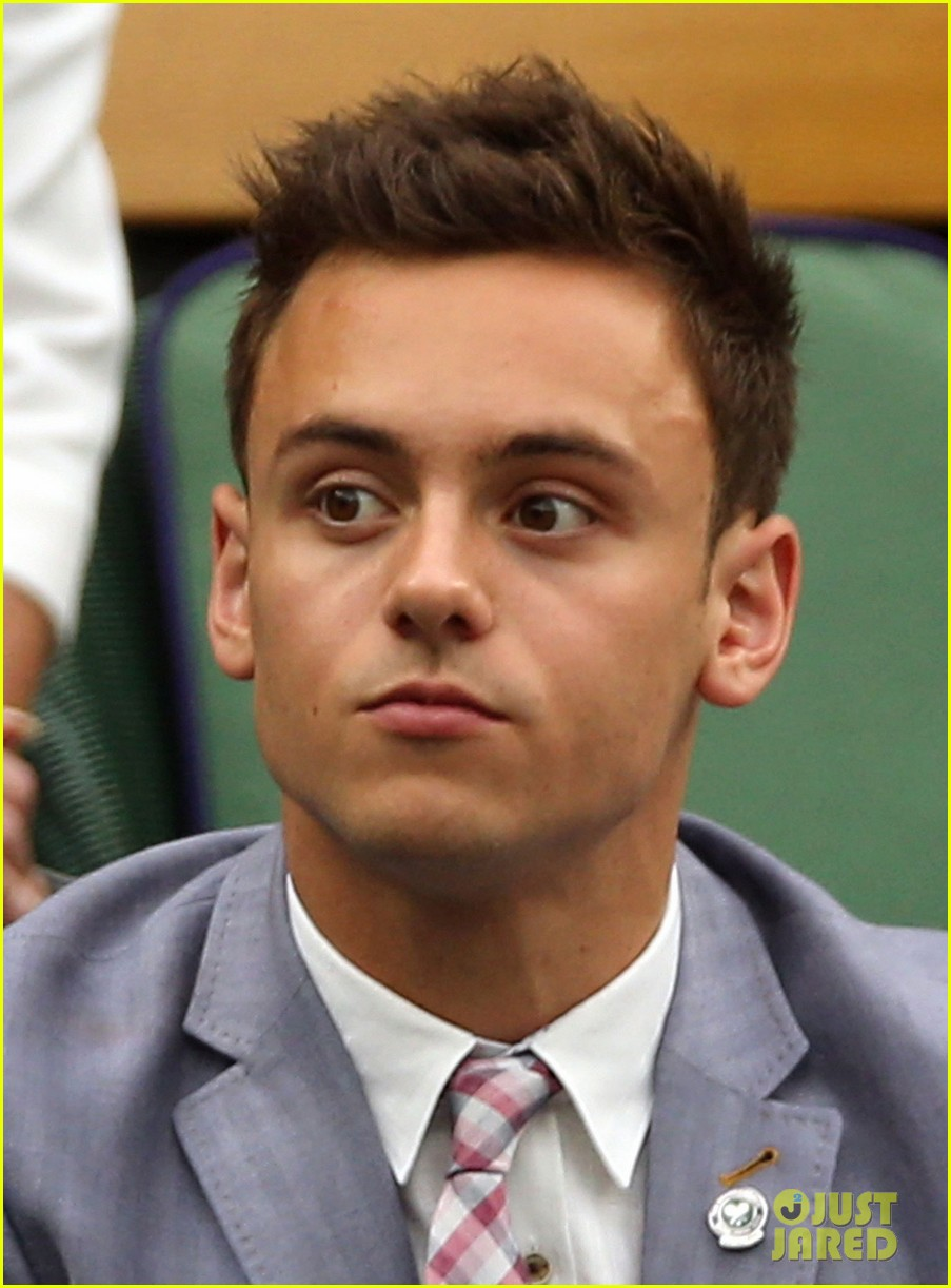 tom daley wimbeldon championships splash cancelled 053146084
