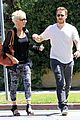 josh dallas holds his moms hand after baby oliver birth 12