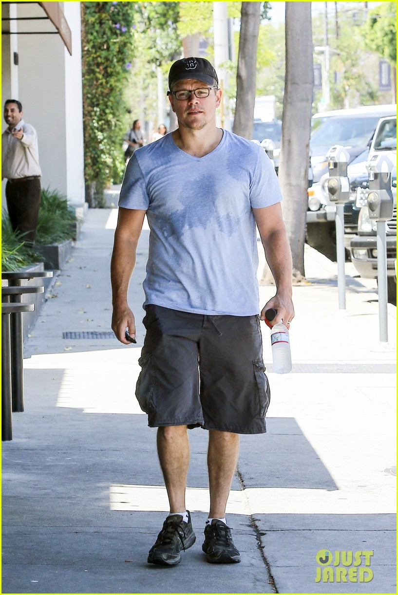 matt damons cousin is training ben affleck for batman 113128778