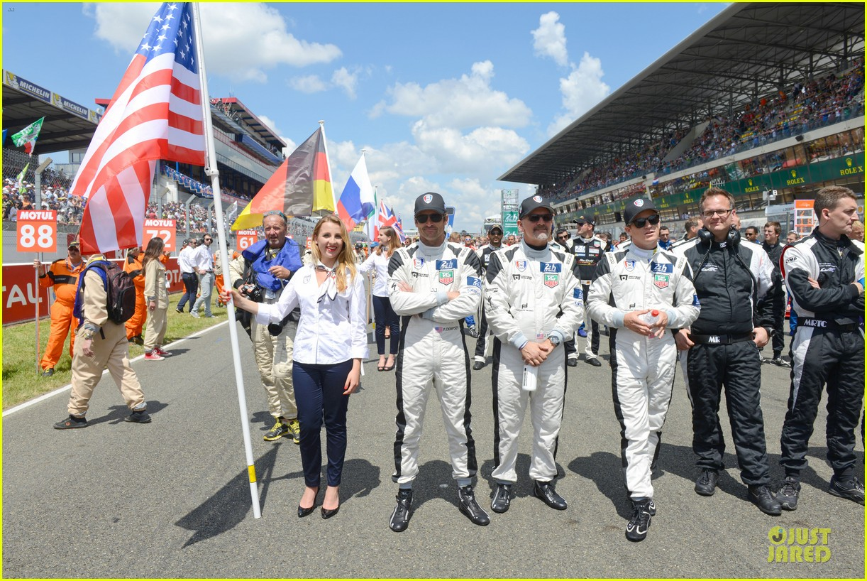 patrick dempsey takes fifth place at 24 hours of le mans 013136815