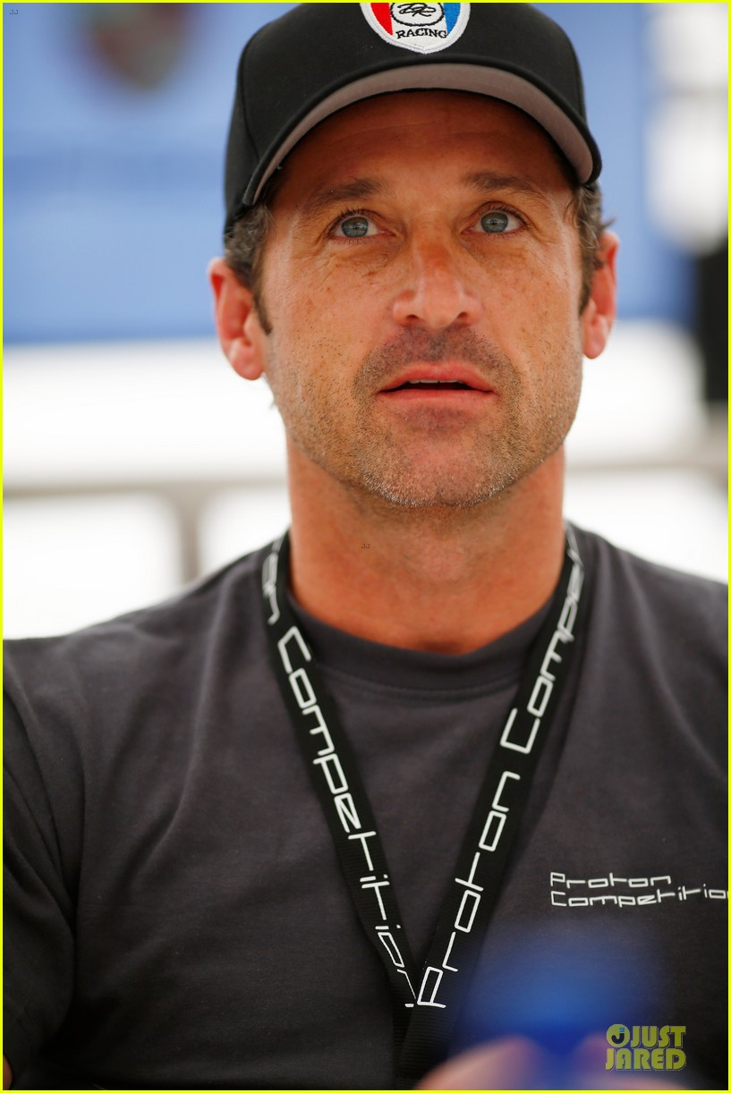 patrick dempsey takes fifth place at 24 hours of le mans 023136816