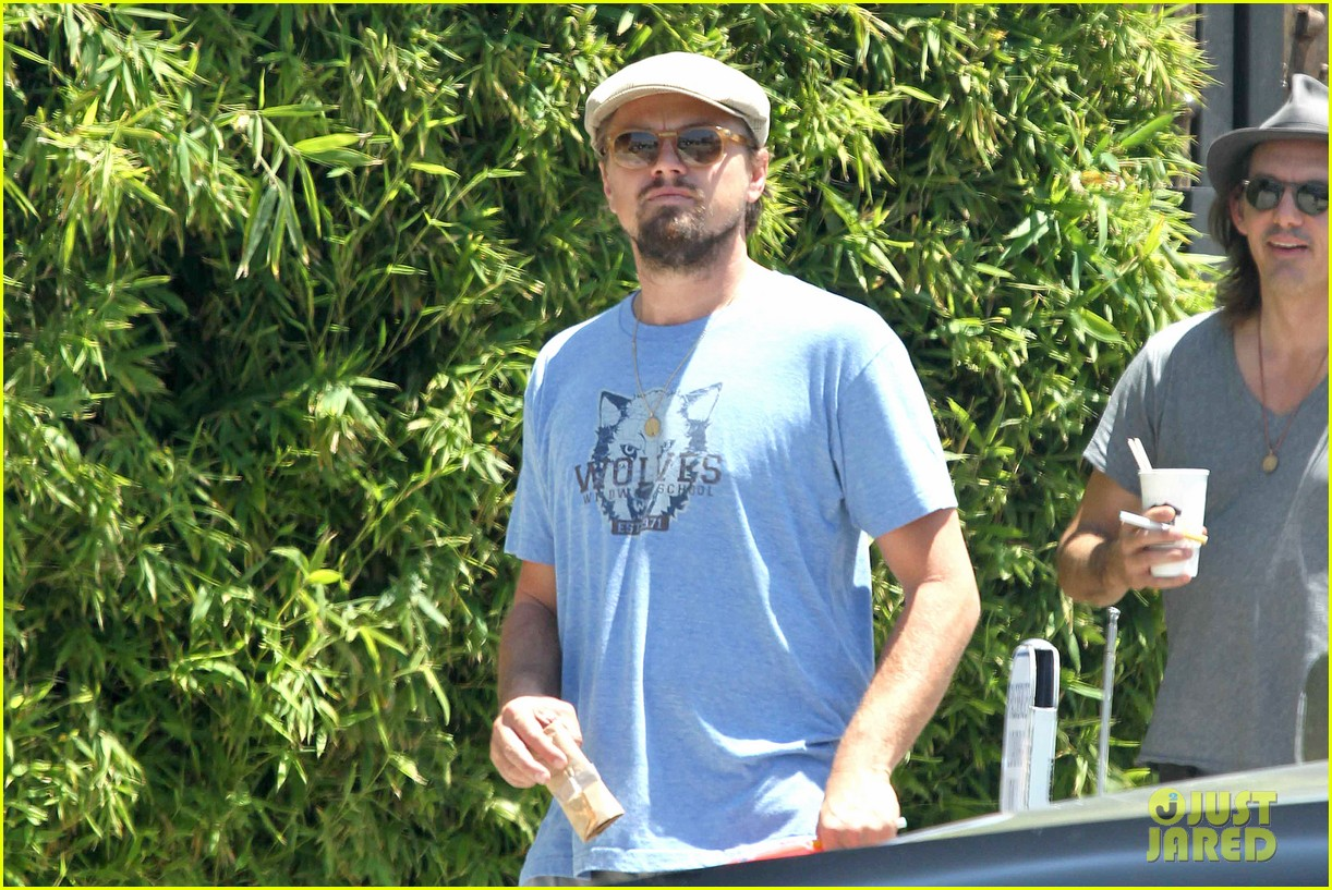 leonardo dicaprio brunches on sunday 093126170
