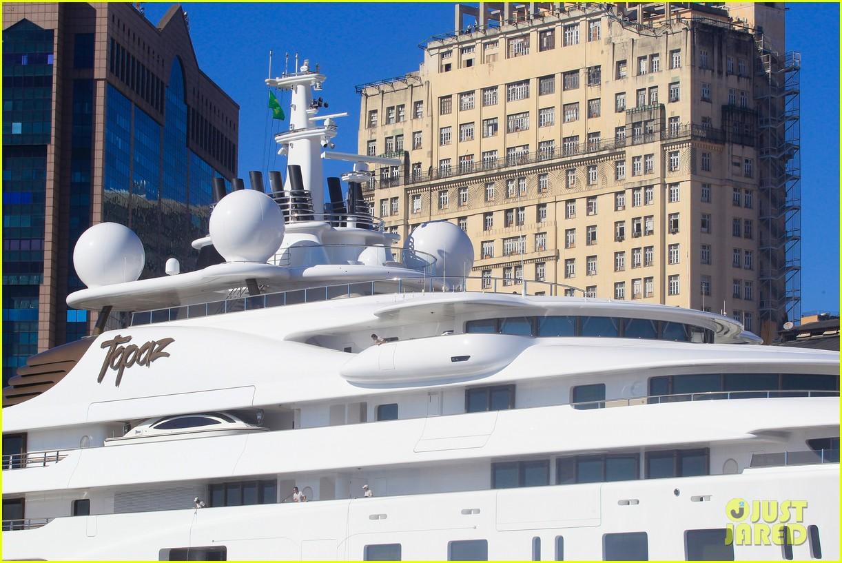 leonardo dicaprio luxury yacht world cup 143134152